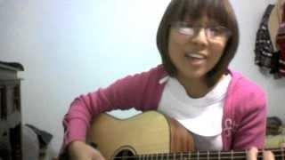 Phố trong mưa - Thùy Chi guitar cover