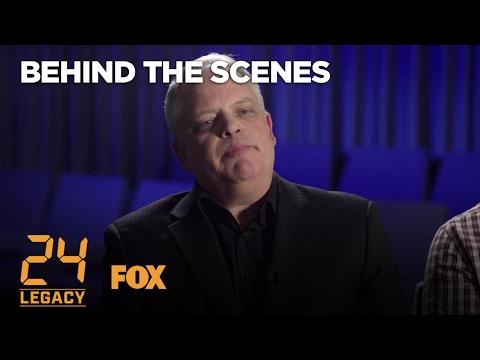 Character Spotlight: Eric Carter | Season 1 | 24: LEGACY