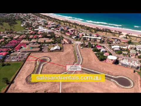 Kingscliff- The Dunes Premium Beachside Land- Lot 20