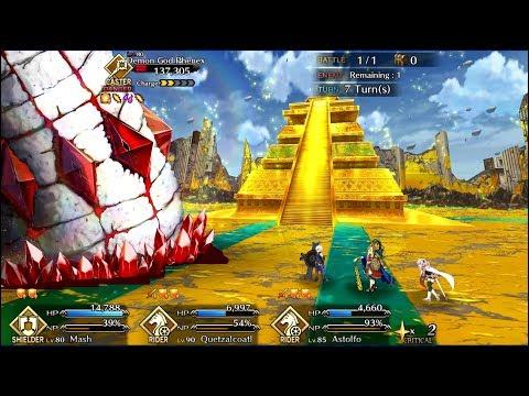 Fate/Grand Order part 640: Demon God Phenex