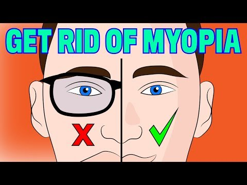 How To Reduce Myopia And Improve Your Eye Sight Naturally - The Natural Method