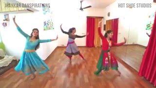 Albela Sajan Bajirao Mastani dance by Jhankar Girls