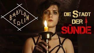 BABYLON BERLIN - Preview, Vorabkritik & Trailer der teuersten deutschen Serie aller Zeiten I SKY