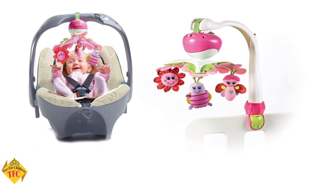 7f7e1c5ddc4b Best Take Along Mobile™ - Baby Mobile by Tiny Love - YouTube