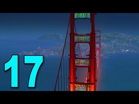 Watch Dogs 2 - Part 17 - Grafitti Tagging San Francisco