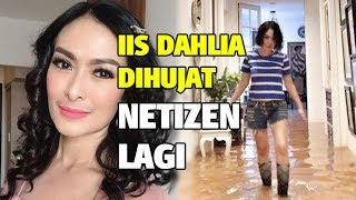 Iis Dahlia Dihujat Netizen Lagi, Gara gara Typo Komentar Doakan Yuni Shara Kebanjiran Lagi
