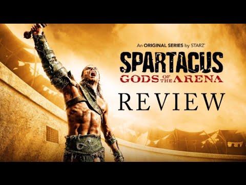 TV : Spartacus Gods Of The Arena 2011