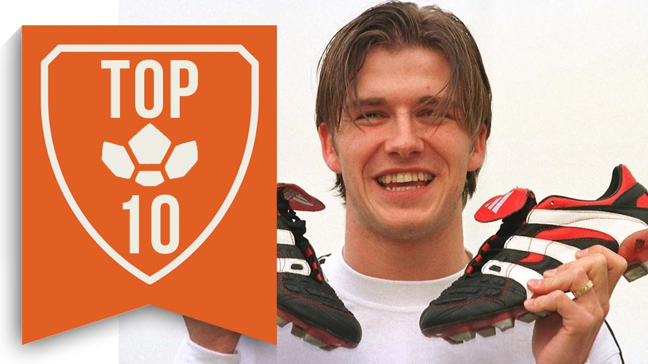Top 10 Best Football Boots of All Time