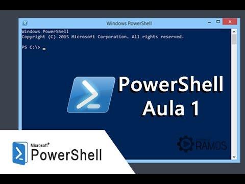 PowerShell -  Primeiros Passos | Aula 1 - Introdução | http://professorramos.com