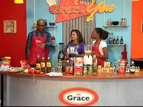 Grace And You Cooking Show - Tomato Salsa