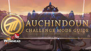 Auchindoun Challenge Mode Gold Guide by Method