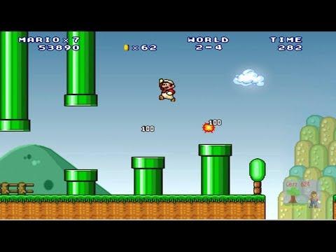 تحميل لعبة ماريو القديمة للويندوز Mario Forever For Pc