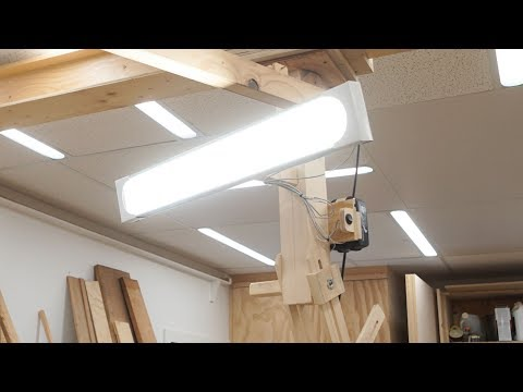 Making A Battery Powered LED Video Light