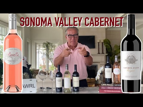 Sonoma Valley Cabernet || Laurel Glen || Virtual Wine Tasting