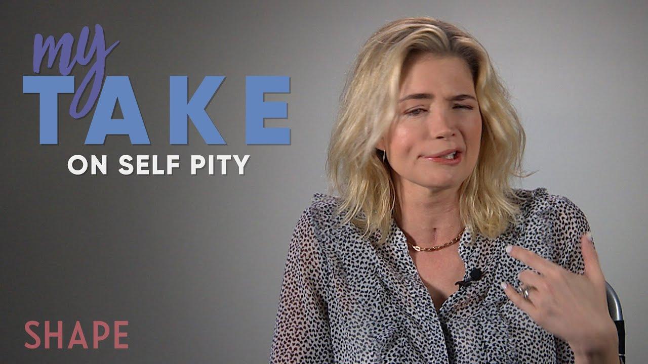 Stroke Survivor Katherine Wolf's Take on Pity Parties | My Take | SHAPE
