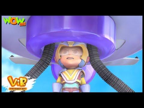 Vir Vs Robocraft | Vir: The Robot Boy WITH...