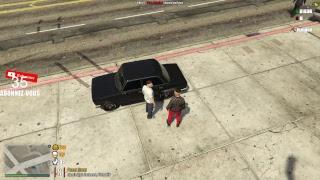 TriumRP - L'aventure Louis Boudler continue J#2 - Grand Theft Auto V