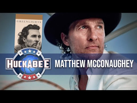 "How Matthew McConaughey Stays In Touch With REALITY | ""GREENLIGHTS"" 