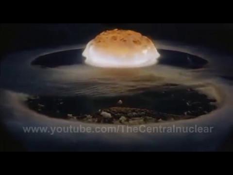 Britain's H Bomb - Christmas Island