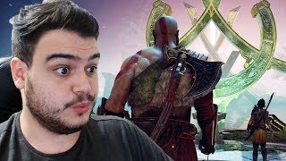 OS REINOS DA MITOLOGIA NÓRDICA! - GOD OF WAR PS4 - PARTE 6