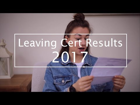 LEAVING CERT RESULTS 2017 | Predictions, Results, Advice