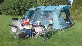 Camping Seepark Kirchheim Кемпинг в Гессене