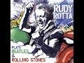 Rudy Rotta plays Beatles & Rolling Stones - CD-Album