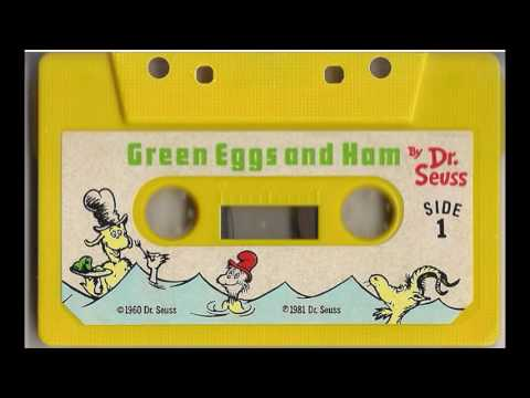 Dr Seuss Green Eggs And Ham Youtube
