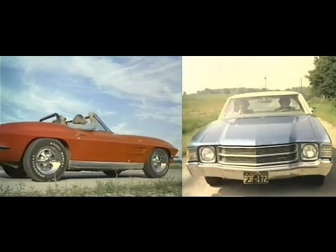 Stingray (movie): car action only