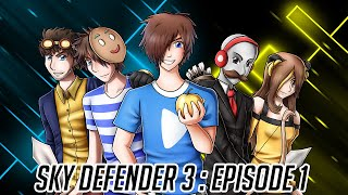 Sky Defender 3 - Episode 1
