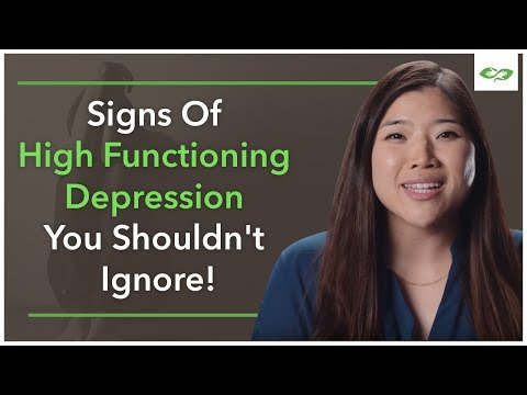 Signs Of High Functioning Depression You Shouldn't Ignore | BetterHelp