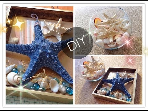 DIY 'The Beach' Home Decor 2014