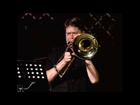 Denson Paul Pollard Recital in the Asia Trombone Seminar
