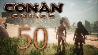 Conan Exiles - прохождение игры на русском - Ещё немного приключений на 5-ю точку [#50] Финал | PC