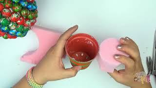 Arbolito DULCERO de chocolates Thumbnail