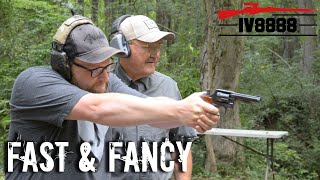 Fast & Fancy Revolver Shooting with Jerry Miculek!