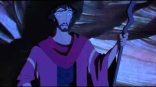 Il Principe D'Egitto - L'incontro di Mosè con Dio