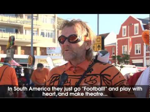 Europe vs South America