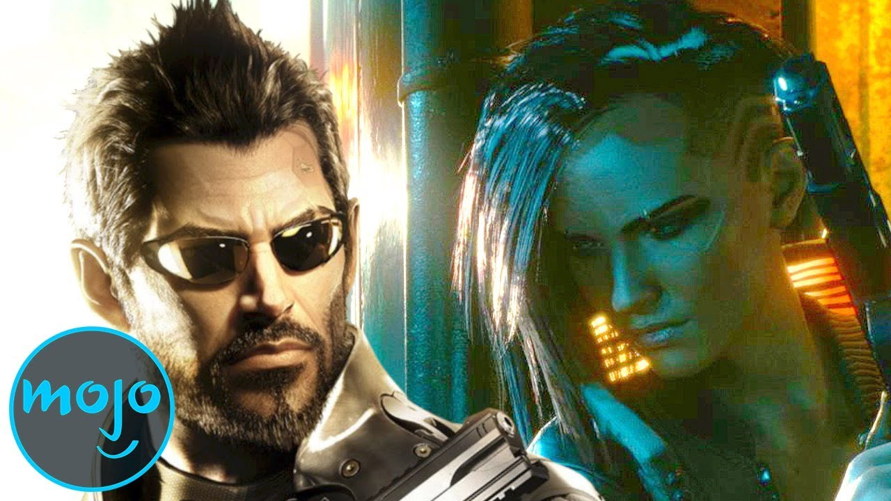 top 10 games you need to play before cyberpunk 2077 youtube