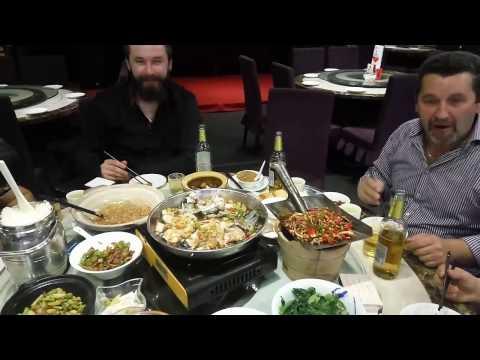 Biznesowy lunch w Shenzhen - Chiny #161