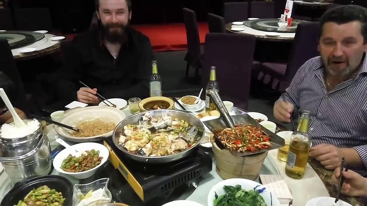 Biznesowy lunch w Shenzhen – Chiny #161