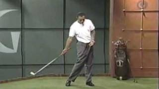 Tiger Woods and Butch Harmon 2 of 7