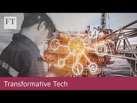 The tech innovations transforming oil and gas