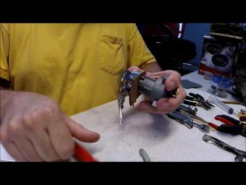1966 Impala SS Ignition Removal From Dash