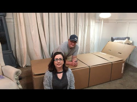How To Assemble An IKEA Sofa