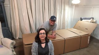 How To Assemble An Ikea Sofa