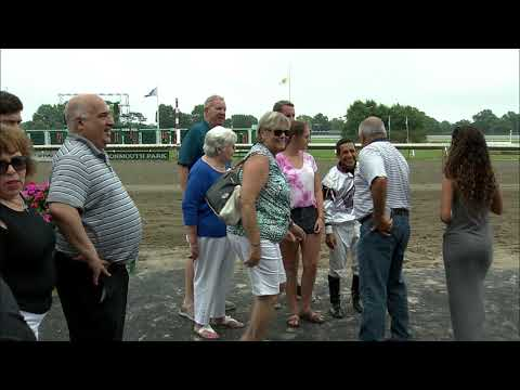 video thumbnail for MONMOUTH PARK 7-5-19 RACE 6