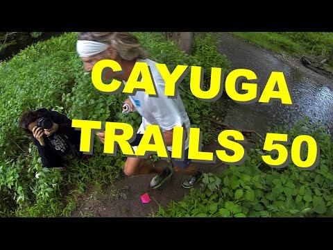 Cayuga Trails 50 2015
