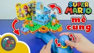 Thử thách Mê Cung Super Mario Maze Game DX ToyStation 260