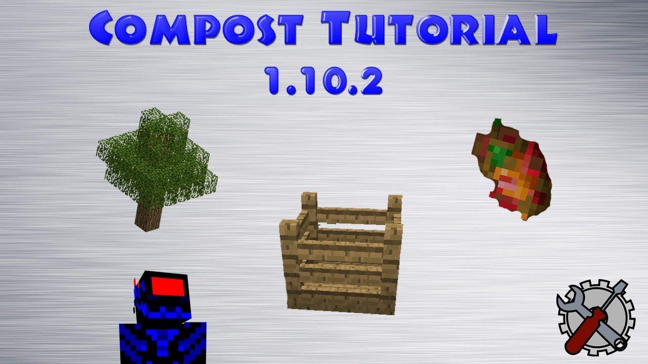 compost recipe minecraft